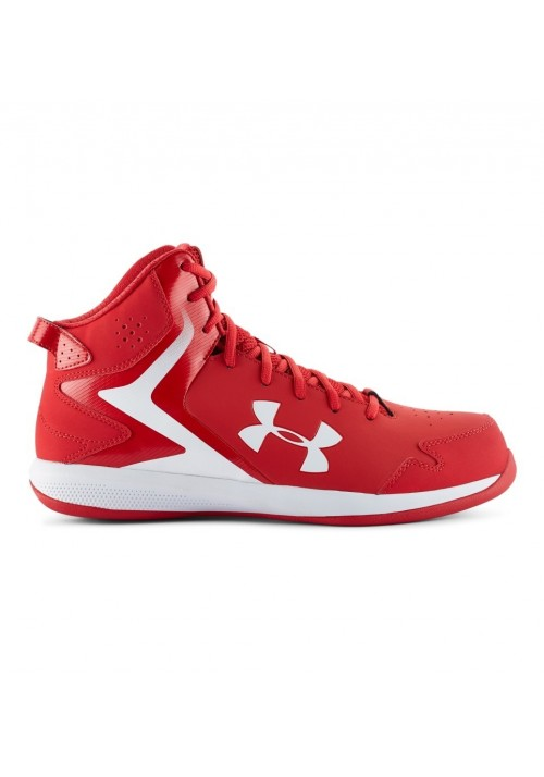 UA LOCKDOWN-BLK/RED