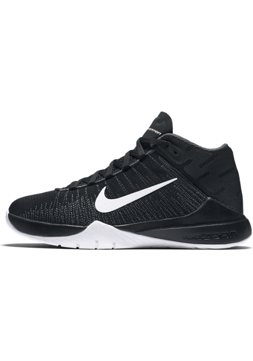 Zapatillas NIKE ZOOM ASCENTION (GS) NEGRAS