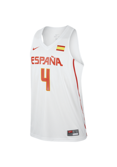 official photos 6cd82 47cae camiseta nike espana basket