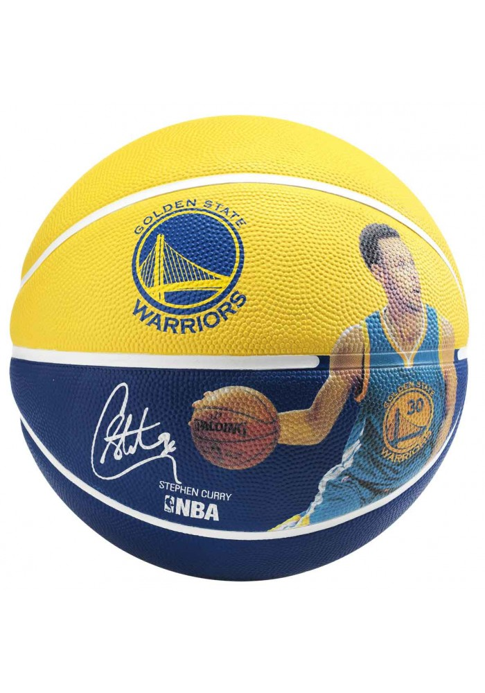 BALON NBA PLAYER STEPHEN CURRY T.5