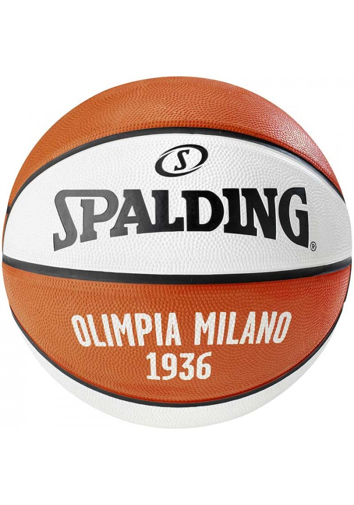 BALON SPALDING OLIMPIA MILANO T.7