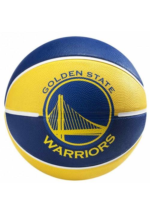 NBA TEAM BALL SPALDING - GOLDEN STATE WARRIORS