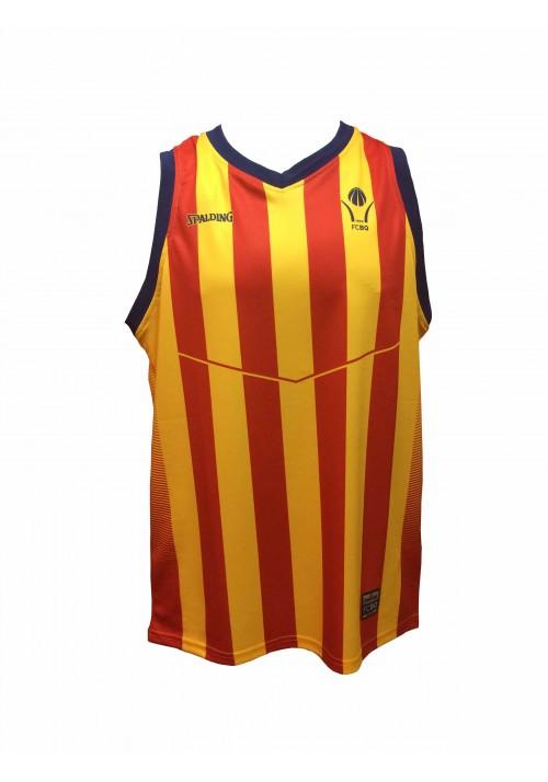 2º Camiseta Selección Catalana FCBQ