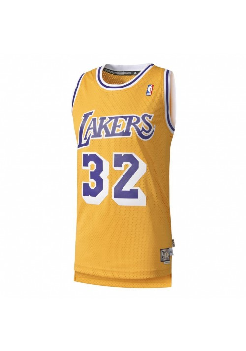 CAMISETA CLASSIC NBA MAGIC JOHNSON LAKERS