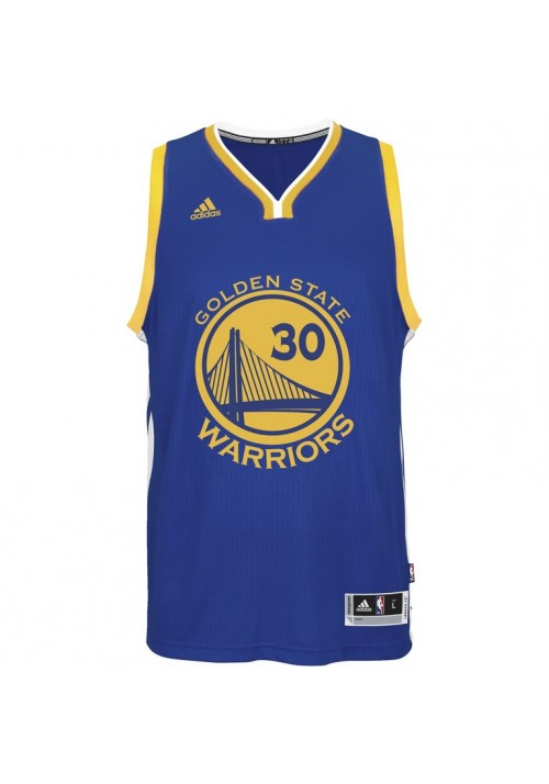 CAMISETA ADIDAS GOLDEN STATE WARRIORS AZUL