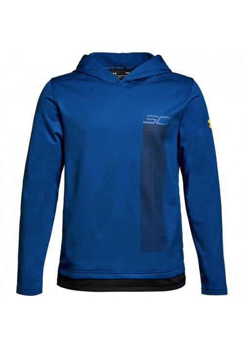 SUDADERA UNDER ARMOUR SC30 WARM UP