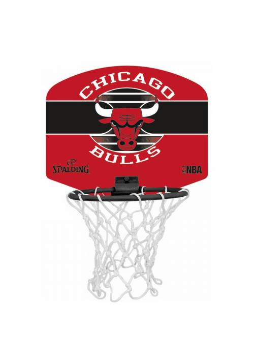 Mini canasta SPALDING Chicago Bulls