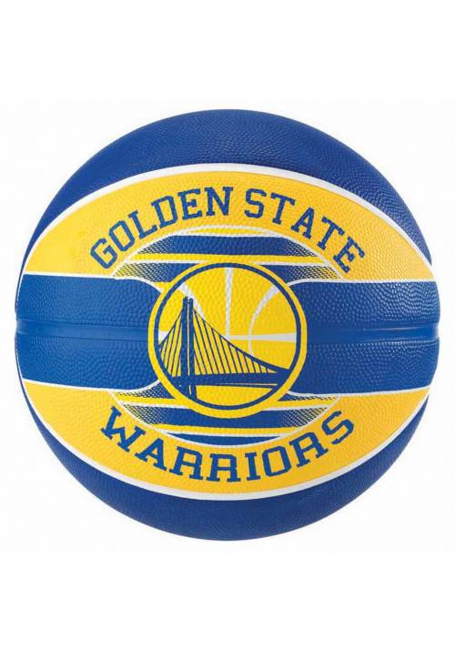 BALON NBA SPALDING GOLDEN STATE WARRIORS T.5