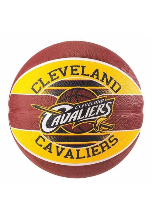 BALON NBA SPALDING CLEVELAND CAVALIERS T.7