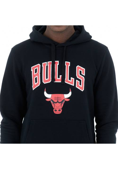 SUDADERA NBA CHICAGO GULLS BLK