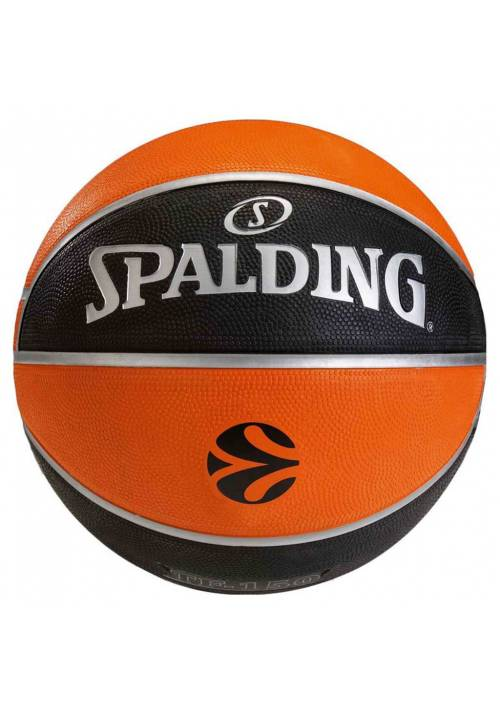 BALON SPALDING EUROLEAGUE TF150 OUTDOOR T.7