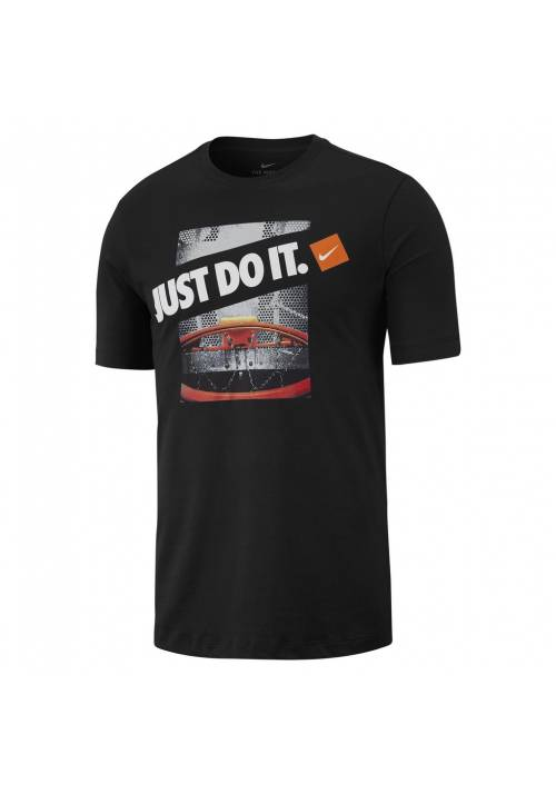 CAMISETA BALONCESTO NIKE JUST DO IT BK