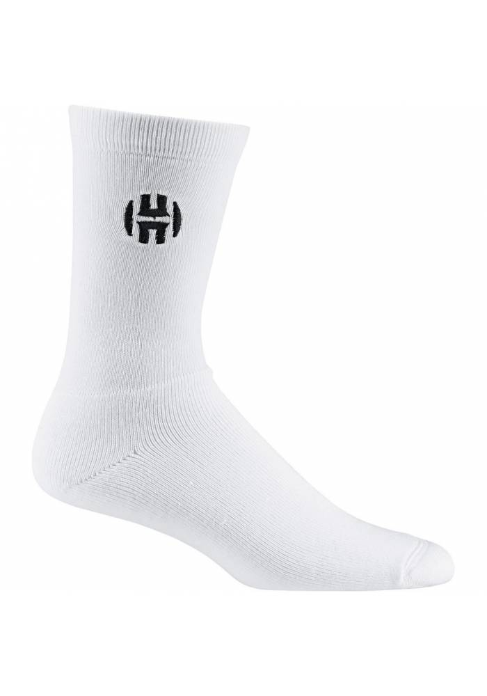 HARDEN BB SOCKS WH
