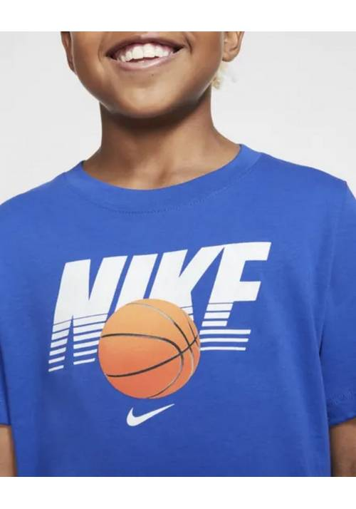 CAMISETA NIÑO NIKE ROYAL