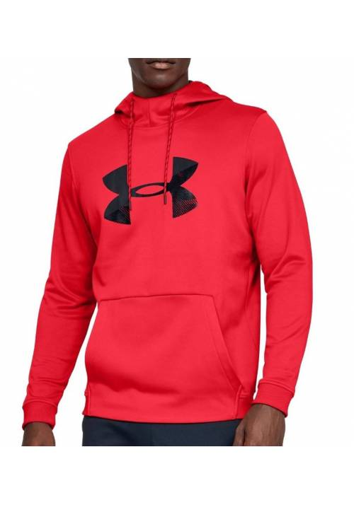 SUDADERA UNDER ARMOUR FLEECE LOGO GRANDE 600