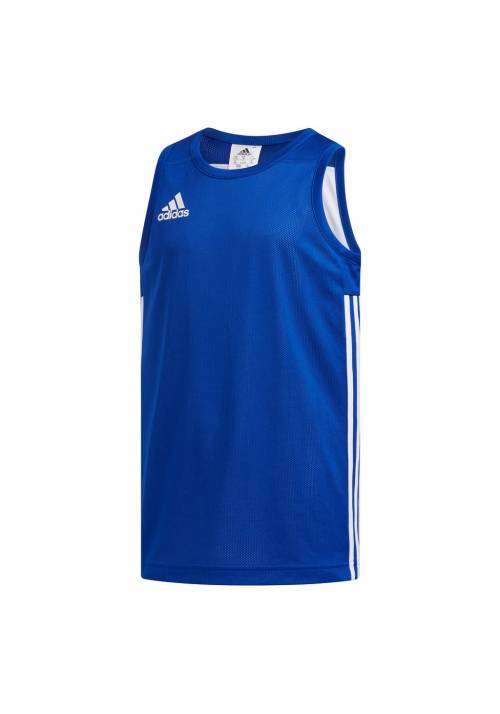 CAMISETA REVERSIBLE ADIDAS 3G SPEED AZUL