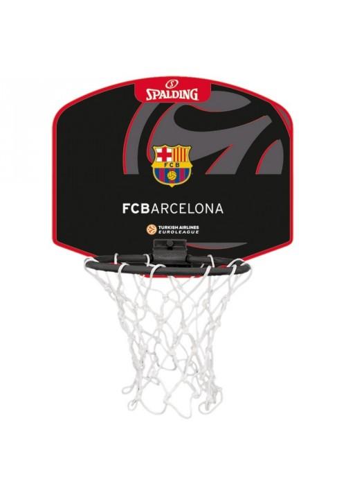 Mini canasta SPALDING FC Barcelona