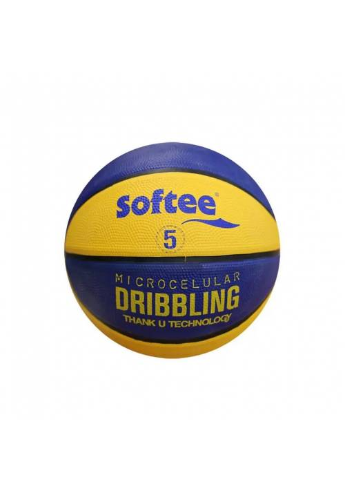 SOFTEE DRIBBLING A/A T. 5